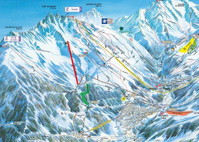 ... places (TSD6) Dent de Burgin - www.remontees-mecaniques.net