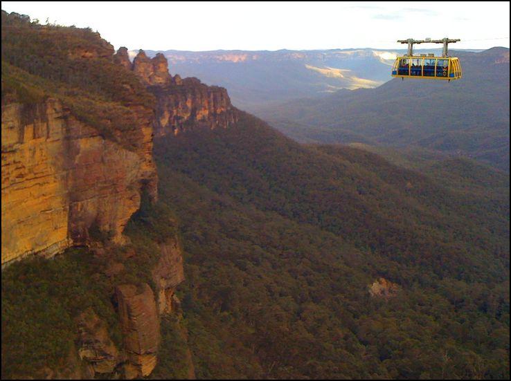 Katoomba - Scenic World