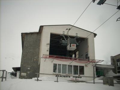 Tatranska Lomnica – Skalnate Pleso