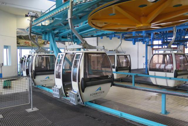 Areitbahn I