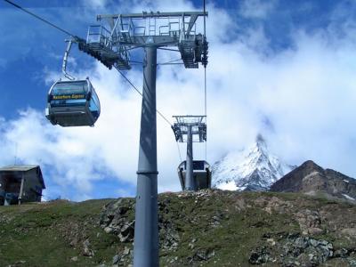 Matterhorn-Express II