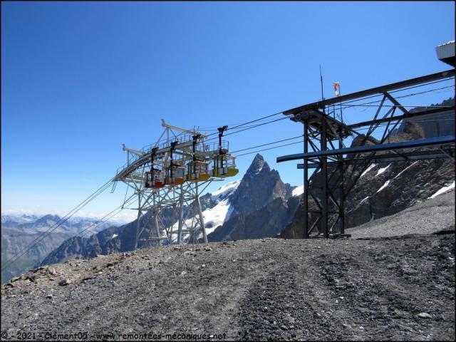 Glaciers de la Meije 1 & 2
