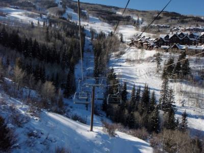 Lower Beaver Creek Mountain Express