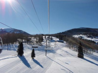 Upper Beaver Creek Mountain Express