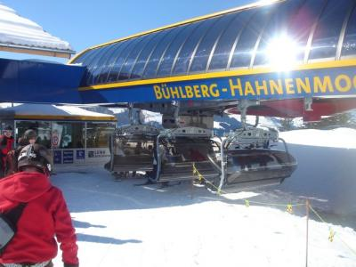 B�hlberg - Hahnenmoos