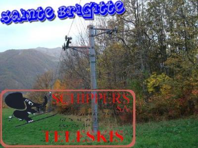 Sainte Brigitte - Allos