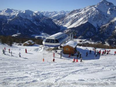 Ski Lodge - La Sellette