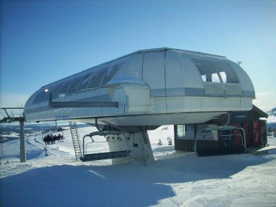 Kvitfjell Express