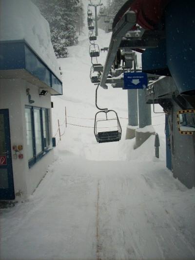 Skihüttebahn