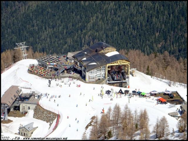 Chamonix-Mont-Blanc - Les Grands Montets