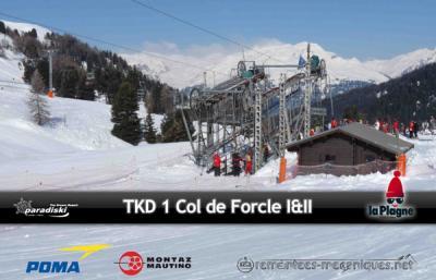 Col de Forcle I&II