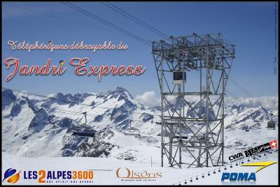Jandri Express 1 & 2