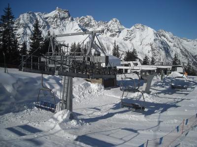 Piano Bragna - Alpe Palu