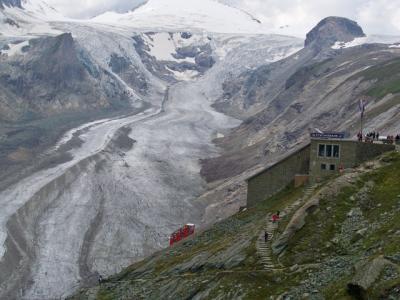 Gro�glockner Gletscherbahn