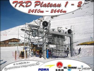 Plateau 1 - 2