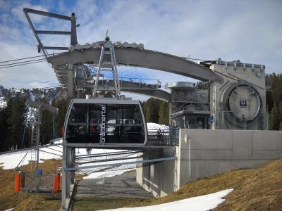 Panoramabahn Burtscha