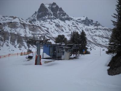 Ski-Schaukel Falken