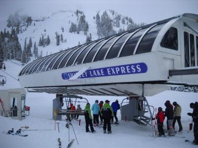 Shirley Lake Express