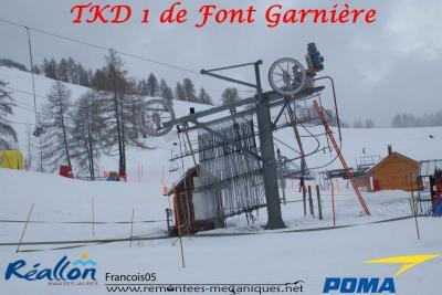 Font Garnière