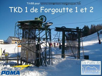 Forgoutte I & II