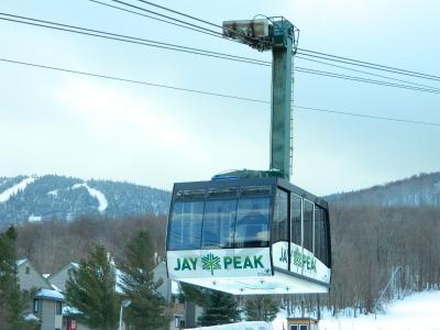 Jay Peak Aerial Tram