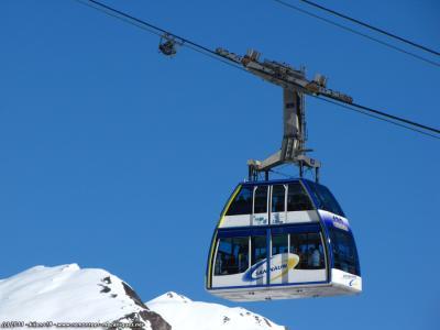 Twinliner (Samnaun-Alp Trida Sattel)