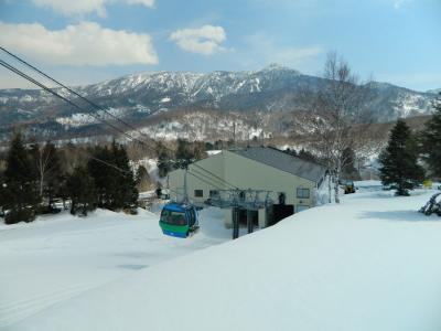 Yakebitaiyama Gondola 1