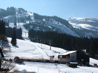 Oberdorf - Gamsalp
