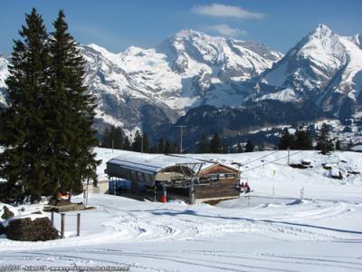 Alp Sellamatt - Ruestel