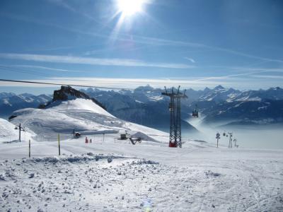 Aminona - Petit Mont Bonvin