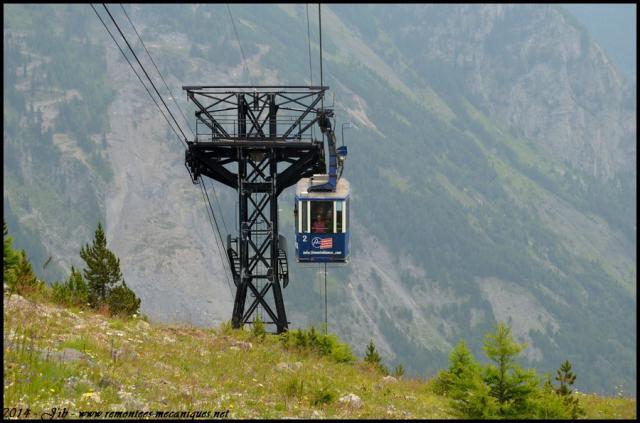 Monte Bianco 1 <br>(La Palud - Pavillon du Mont-Fr�ty)