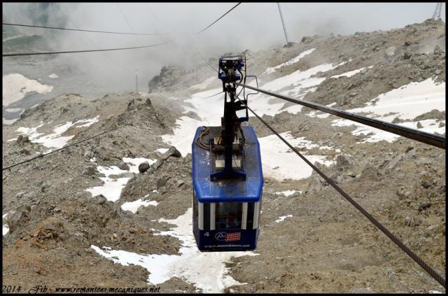 Monte Bianco 2 (Pavillon du Mont-Fréty - Col du Géant)