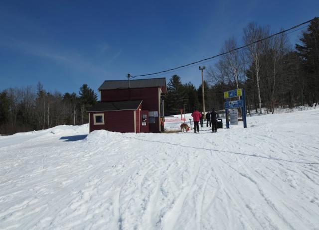 Maine T-bar