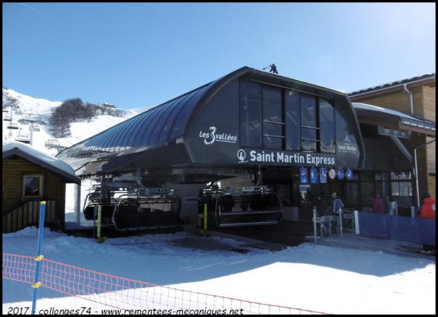Saint Martin Express