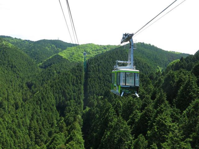 Mont Kongō