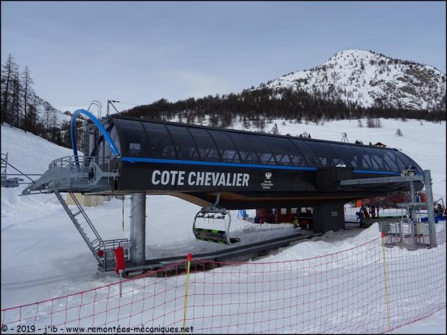Côte Chevalier