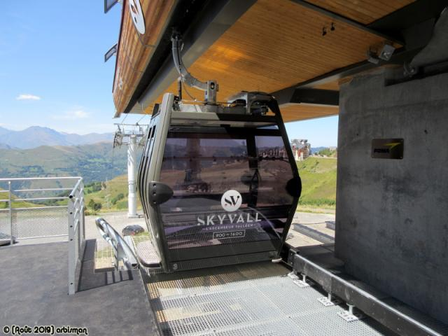 Skyvall