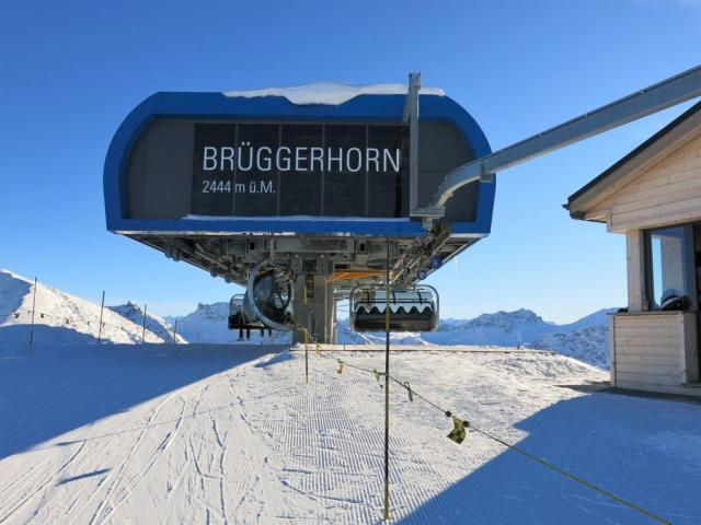 Brüggerhorn