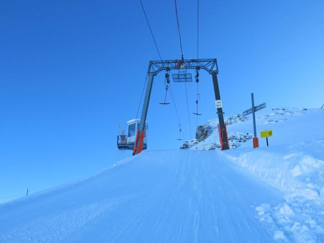 Gletscherlift Rotegg