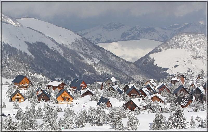 T l ski perches d brayables tkd du pluviom tre www - Office du tourisme la pierre saint martin ...