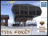 TSD6 Forêt