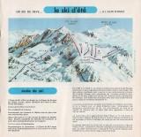 Ski d'�t� Alpe d'Huez 1973