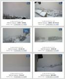 Page des webcam du Queyras le 28-10-2012