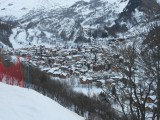 Valloire en hiver