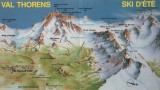 Ski d'été Val Tho 1988