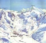 Plan des pistes initial (1971)