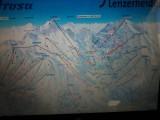 Plan des pistes Lenzehreide
