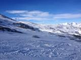 Deux alpes - reste de Roche Mantel