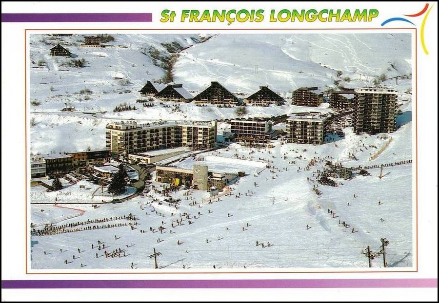 Tkd1 du slalom 1 2 saint fran ois longchamp le grand - Office du tourisme st francois longchamp ...
