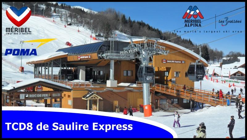 Reportage de Saulire Express